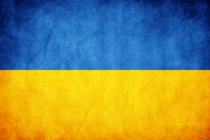 бесплатные картинки флаг украина гранж для рабочего стола.