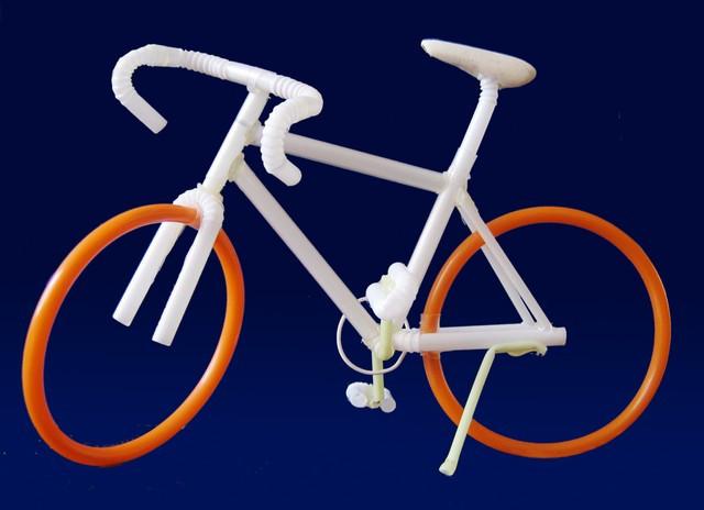 Велосипед из дерева поделка 15