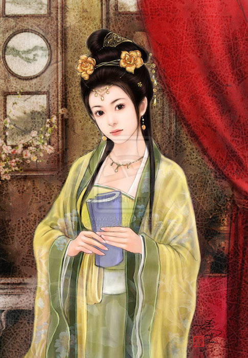 princess_of_Tang_Dynasty_by_schumy330 (485x700, 119Kb)