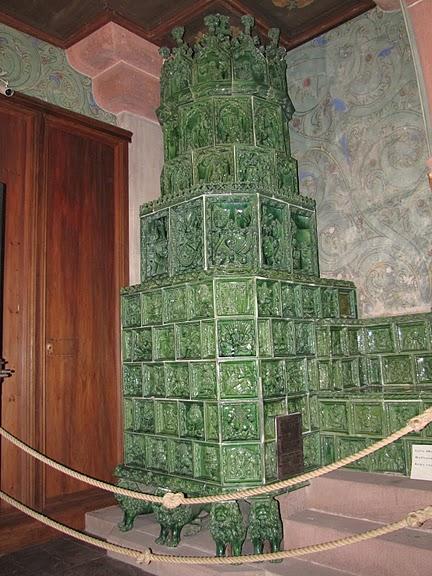 Замок Верхний Кенигсбург (Chateau du Haut-Koenigsbourg) 54393