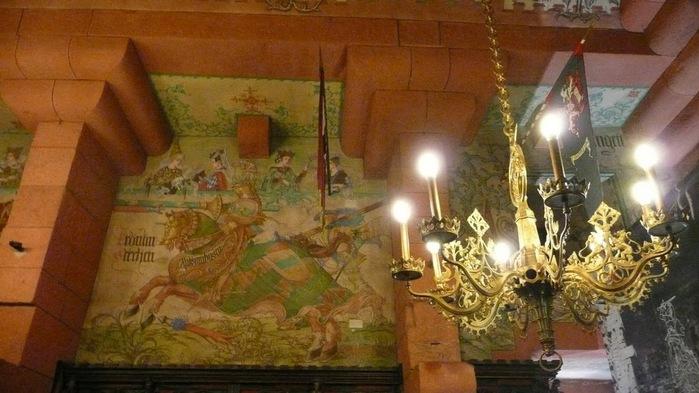 Замок Верхний Кенигсбург (Chateau du Haut-Koenigsbourg) 59129