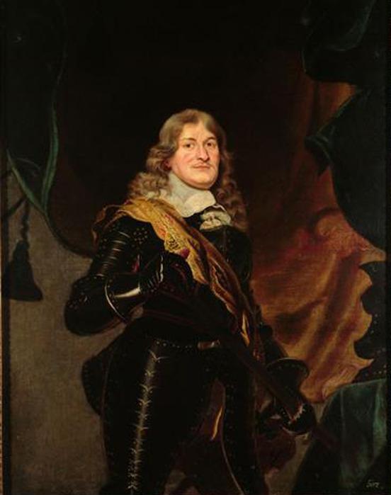 Фридрих Вильгельм I Бранденбургский