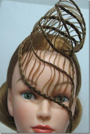 пошаговое плетение кос.