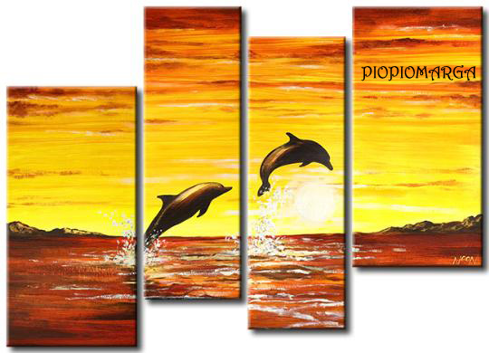 Cuadro delfines (540x390, 101Kb)