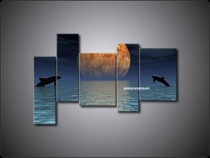 Дельфины (700x526, 132Kb)