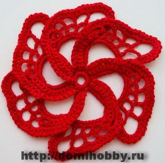 вязаный-цветок-3 (339x336, 60Kb)