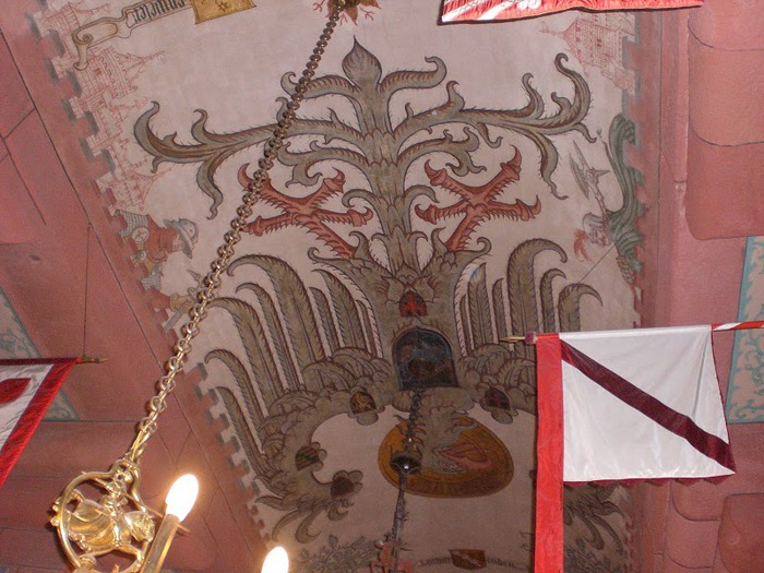 Замок Верхний Кенигсбург (Chateau du Haut-Koenigsbourg) 14647