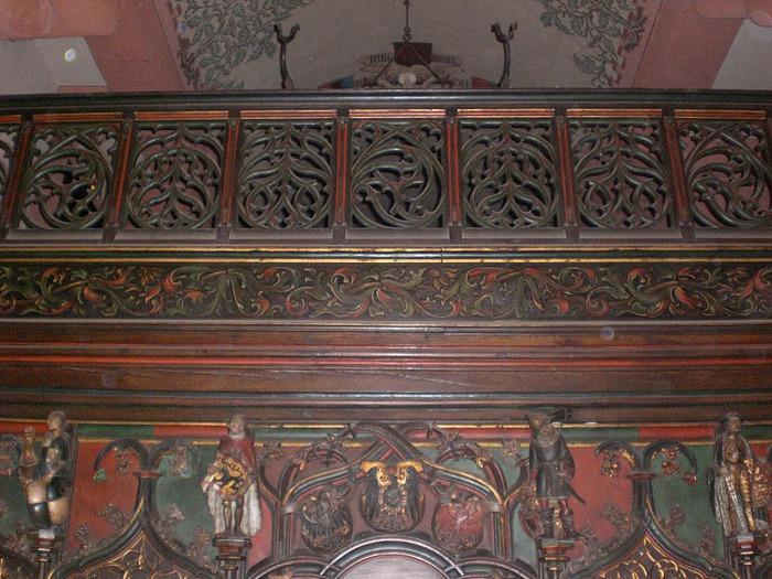 Замок Верхний Кенигсбург (Chateau du Haut-Koenigsbourg) 52386