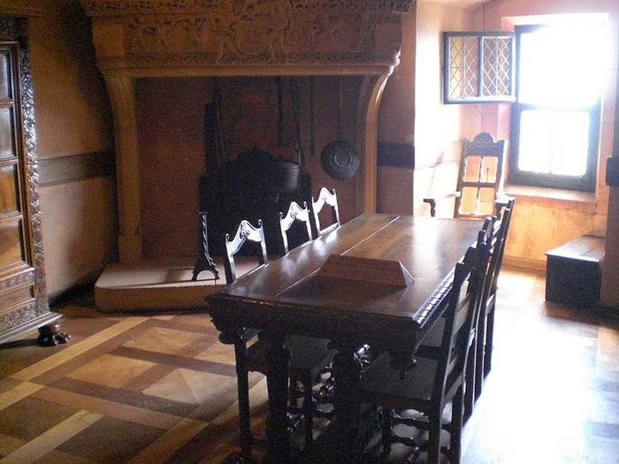Замок Верхний Кенигсбург (Chateau du Haut-Koenigsbourg) 54498