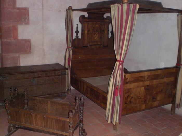 Замок Верхний Кенигсбург (Chateau du Haut-Koenigsbourg) 50450