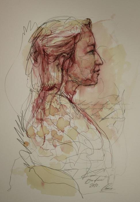 Аанглийский художник Carne Griffiths 9