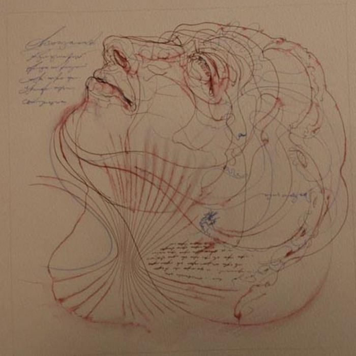 Аанглийский художник Carne Griffiths 15