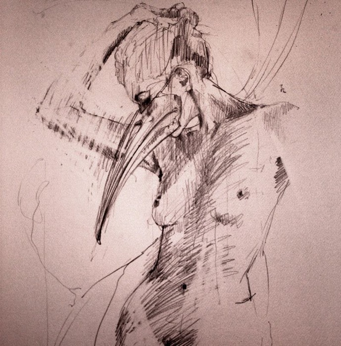 Аанглийский художник Carne Griffiths 18