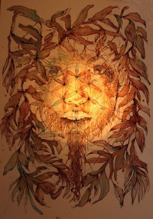 Аанглийский художник Carne Griffiths 24