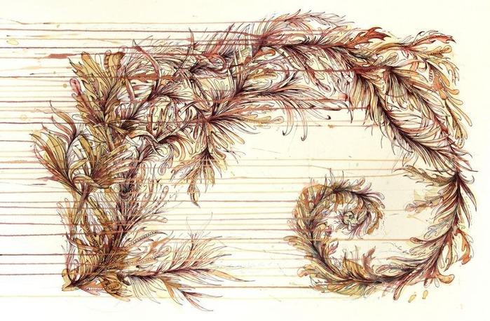 Аанглийский художник Carne Griffiths 26