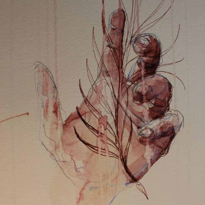 Аанглийский художник Carne Griffiths 29
