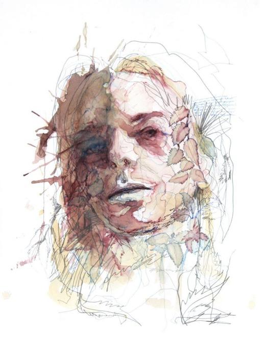 Аанглийский художник Carne Griffiths 34