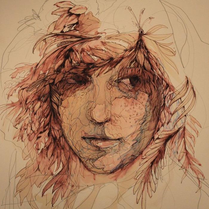Аанглийский художник Carne Griffiths 43