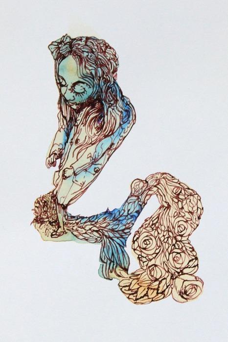 Аанглийский художник Carne Griffiths 50
