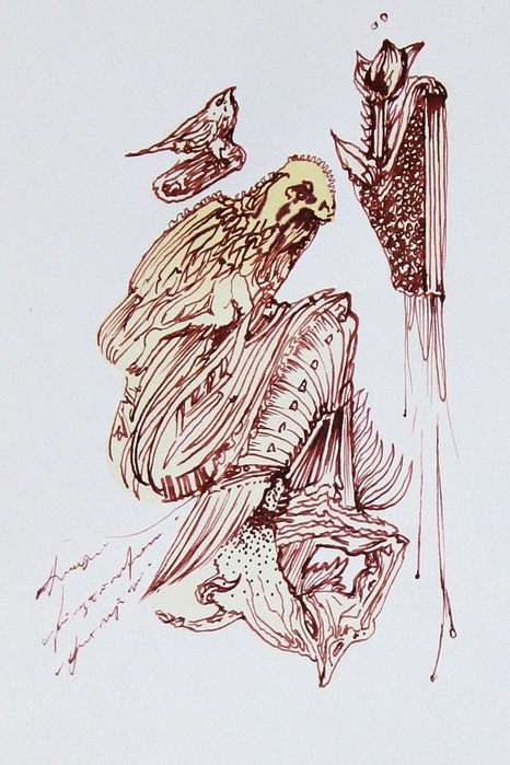 Аанглийский художник Carne Griffiths 55
