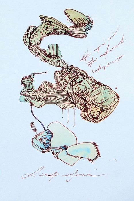 Аанглийский художник Carne Griffiths 57