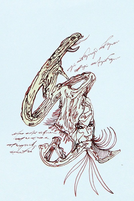 Аанглийский художник Carne Griffiths 59