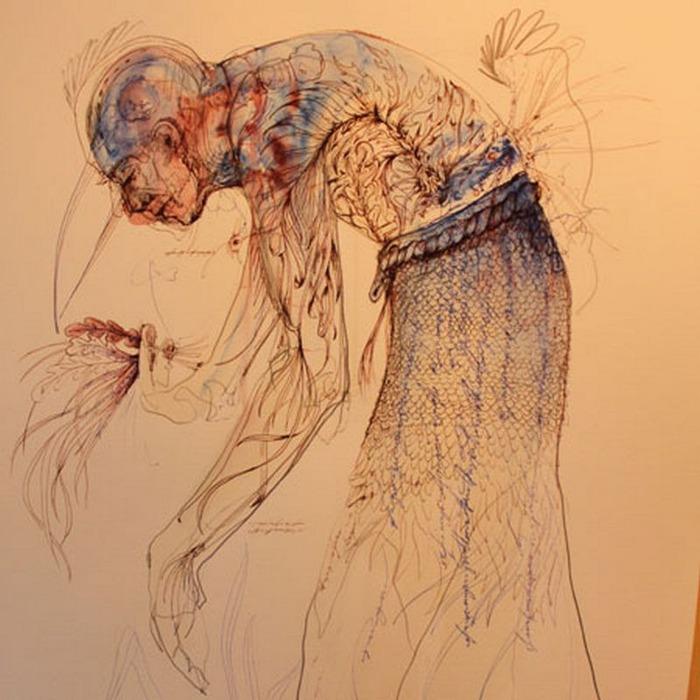 Аанглийский художник Carne Griffiths 65