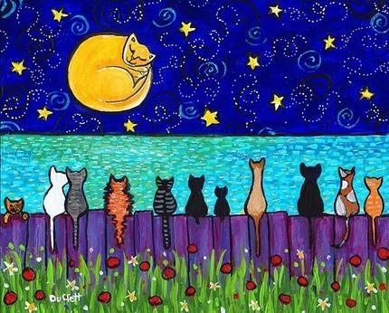 full-moon-cats (430x346, 74Kb)