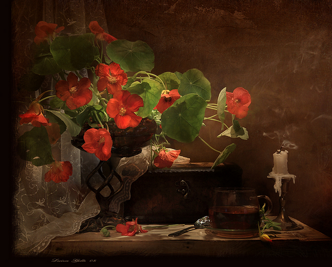 ���� ����� - Luiza Gelts - Still Lifes - ������� (650x523, 722Kb)