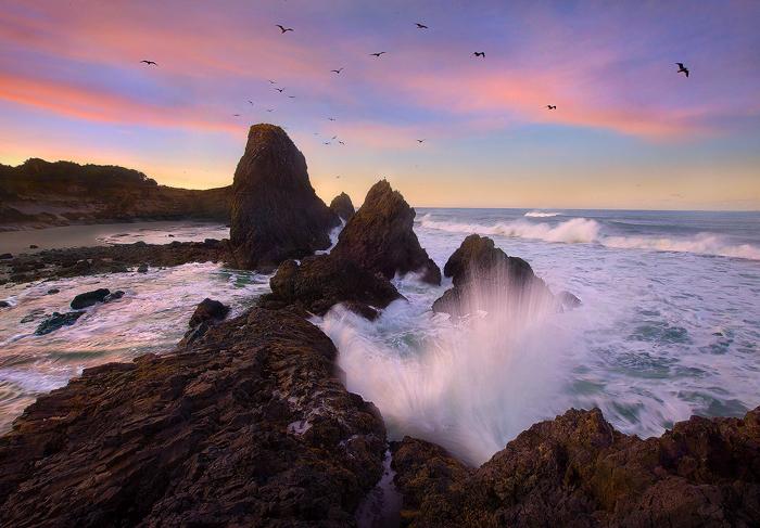 Красота моря фото
