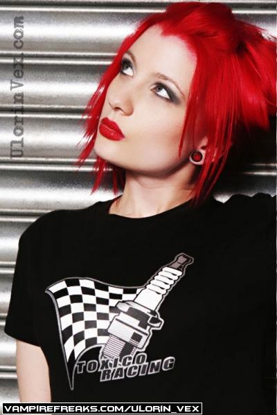 Самые красивые девушки с красными волосами
