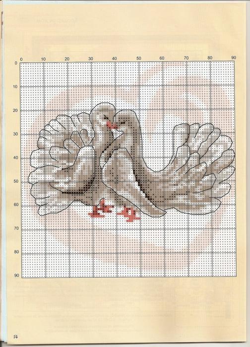 Вышивка крестом самые красивые схемы вышивки 128