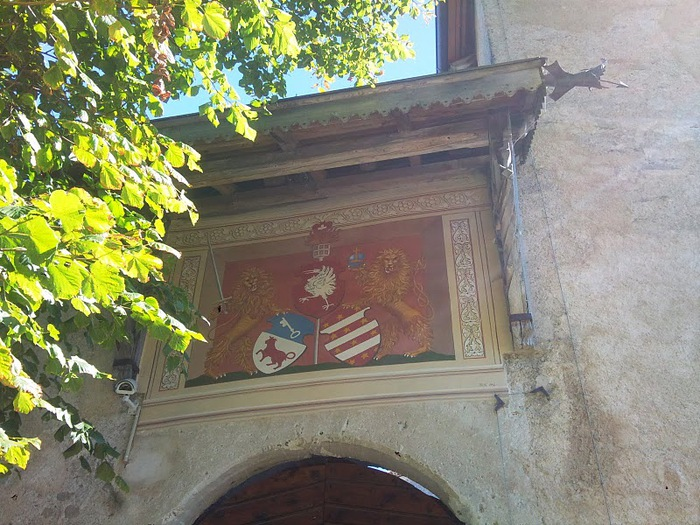 Замок графов де Грюйер (Chateau de Gruyeres) 87472