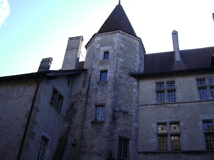 Замок графов де Грюйер (Chateau de Gruyeres) 33309