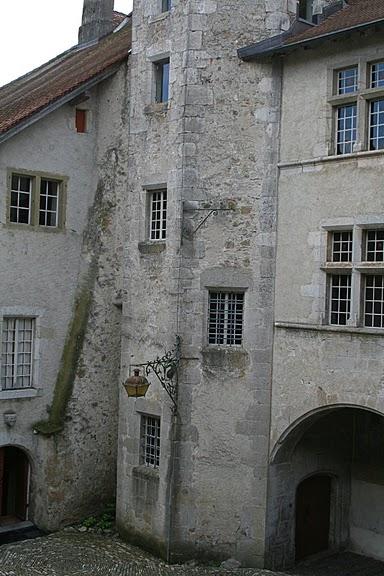 Замок графов де Грюйер (Chateau de Gruyeres) 88802