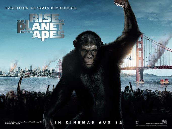 Премьера фильма «Восстание планеты обезьян»