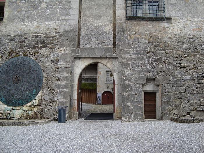 Замок графов де Грюйер (Chateau de Gruyeres) 35068