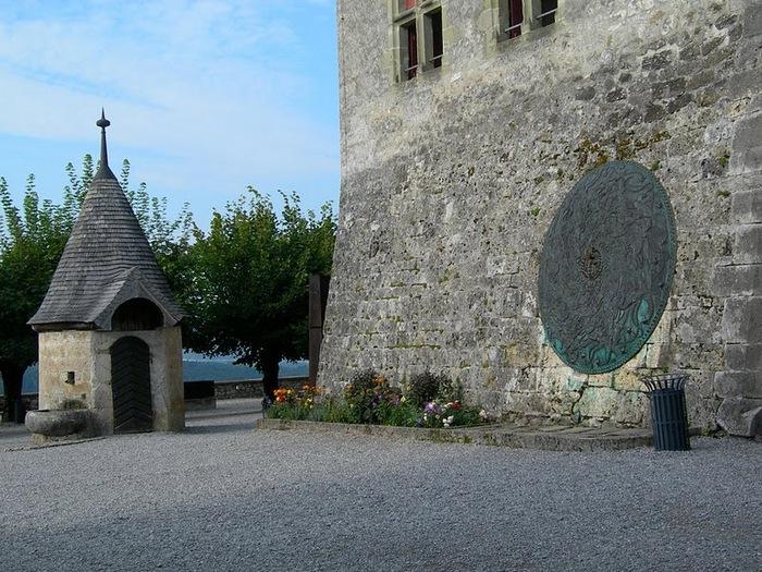 Замок графов де Грюйер (Chateau de Gruyeres) 72968
