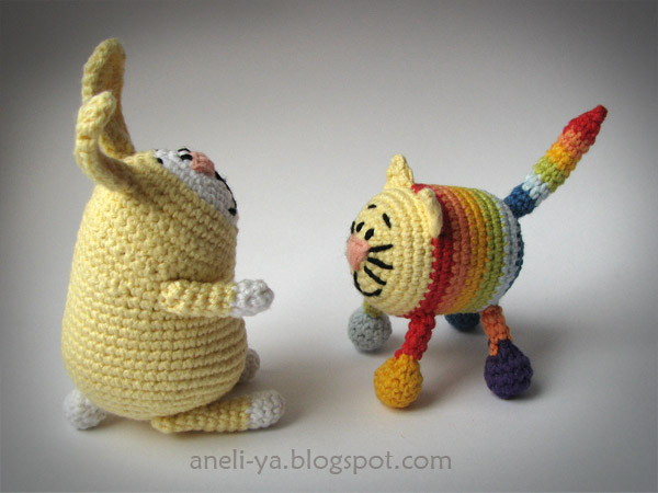 rabbit&cat (600x450, 55Kb)