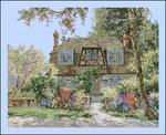 Превью Devon cottage (перенабор) (663x540, 442Kb)
