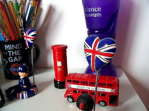 британский флаг рисунки - Сумки.