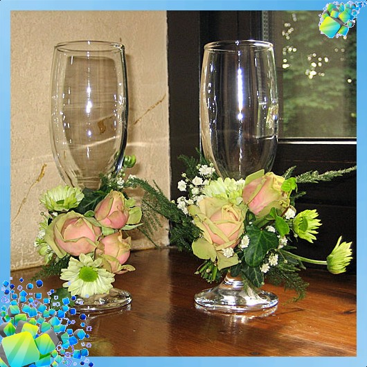 """Свадебные цветы, букет невесты, свадебные букеты, бутоньерка Санкт-Петербург,  """"Студия цветов  """"Доритис."""