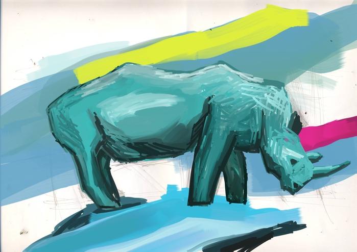 носорог (700x494, 208Kb)