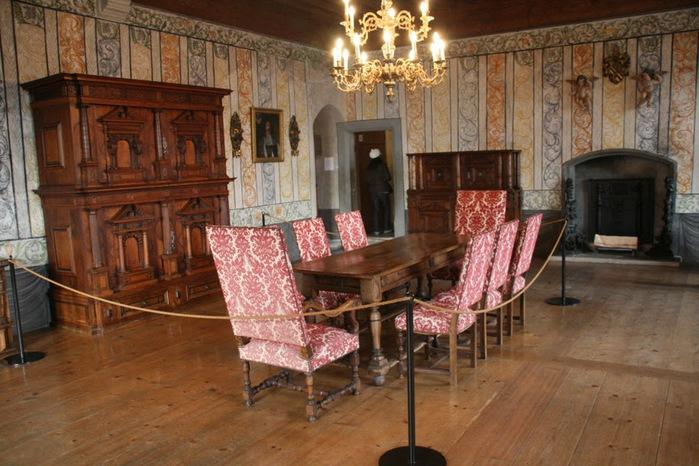 Замок графов де Грюйер (Chateau de Gruyeres) 59525