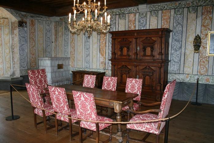 Замок графов де Грюйер (Chateau de Gruyeres) 78283