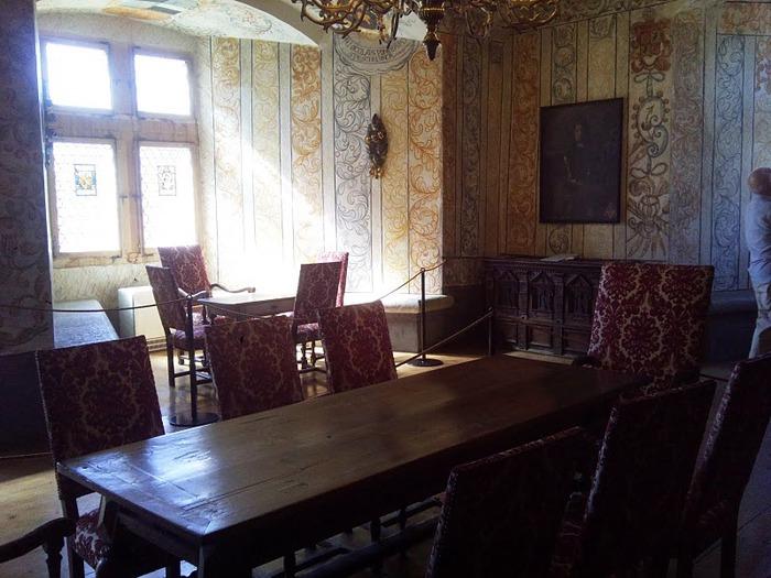 Замок графов де Грюйер (Chateau de Gruyeres) 97576