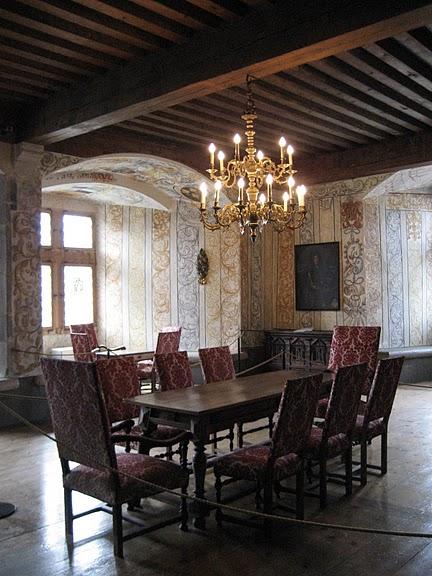 Замок графов де Грюйер (Chateau de Gruyeres) 42508