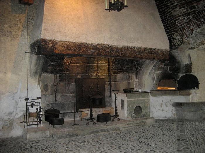 Замок графов де Грюйер (Chateau de Gruyeres) 94895