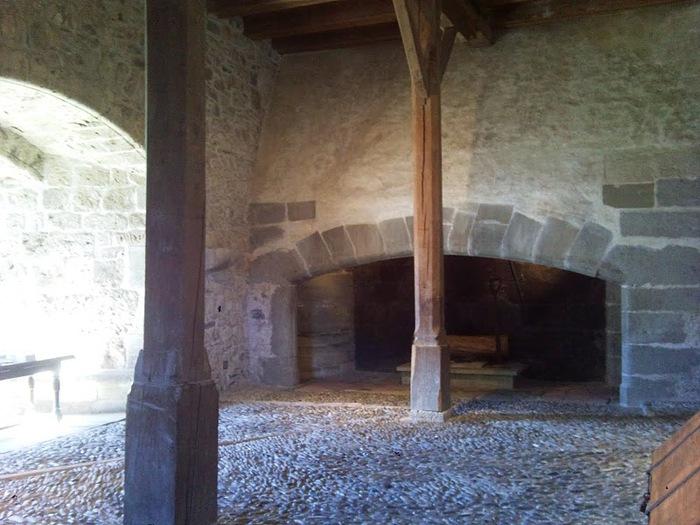Замок графов де Грюйер (Chateau de Gruyeres) 77913