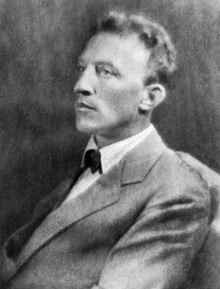 Александр Блок. Фото 1919 года (444x581, 62Kb)